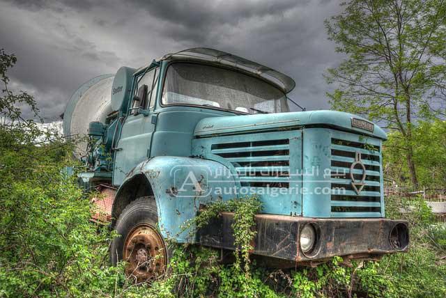 Camion-Berlier